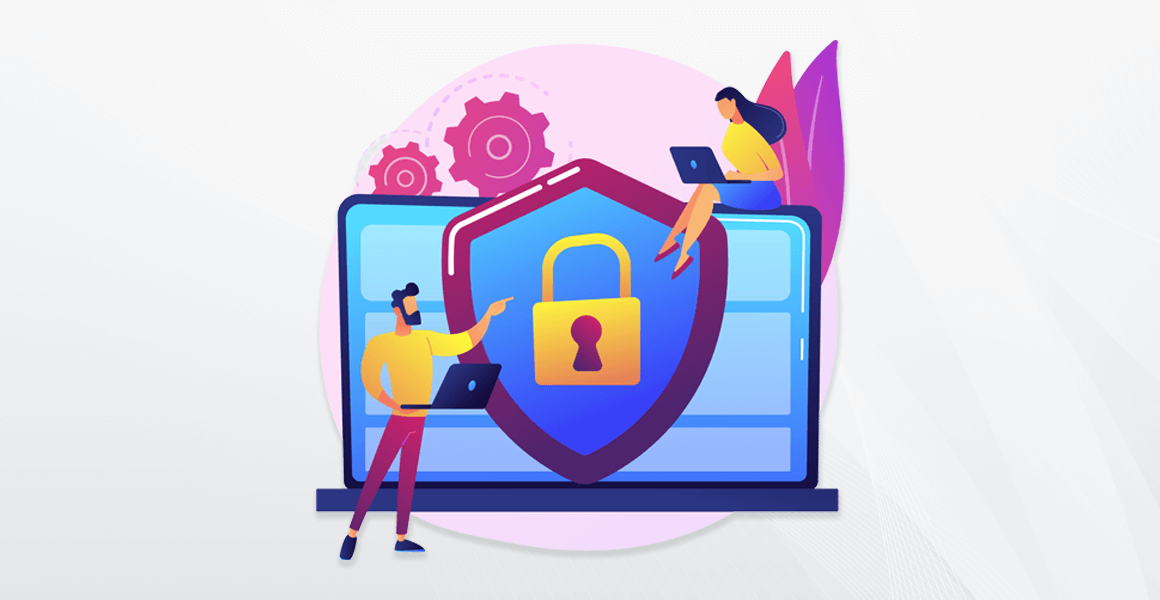 Let's talk about cyber security