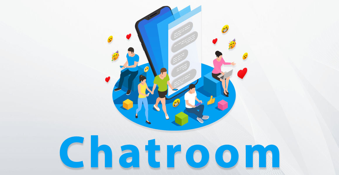 What is the Chatroom feature?